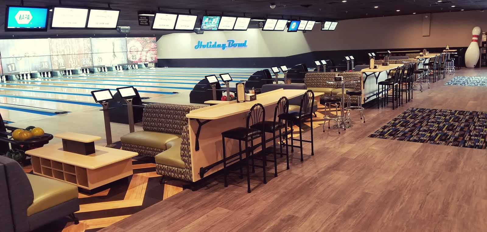 Holiday Bowl NJ Bowling alleys and Events